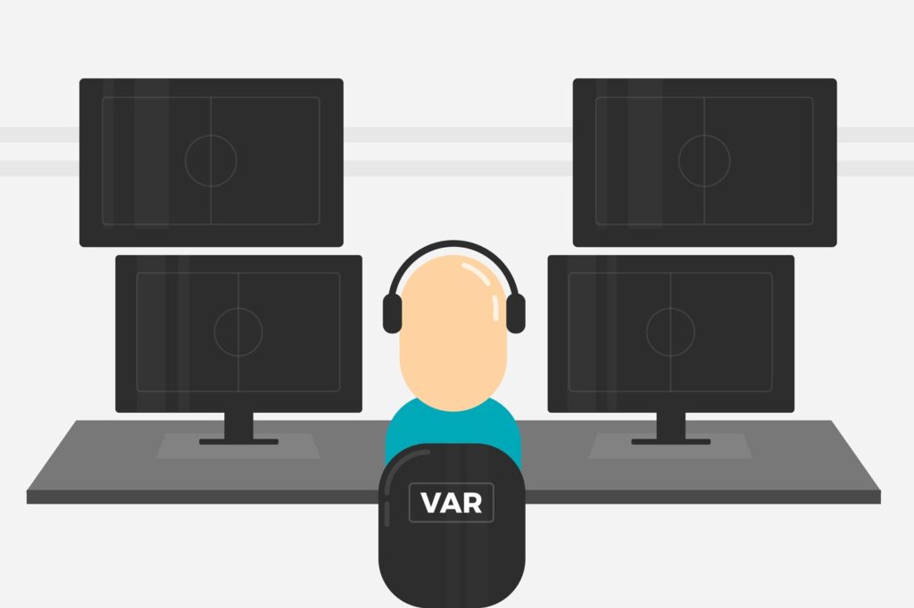 VAR - video assistant referee